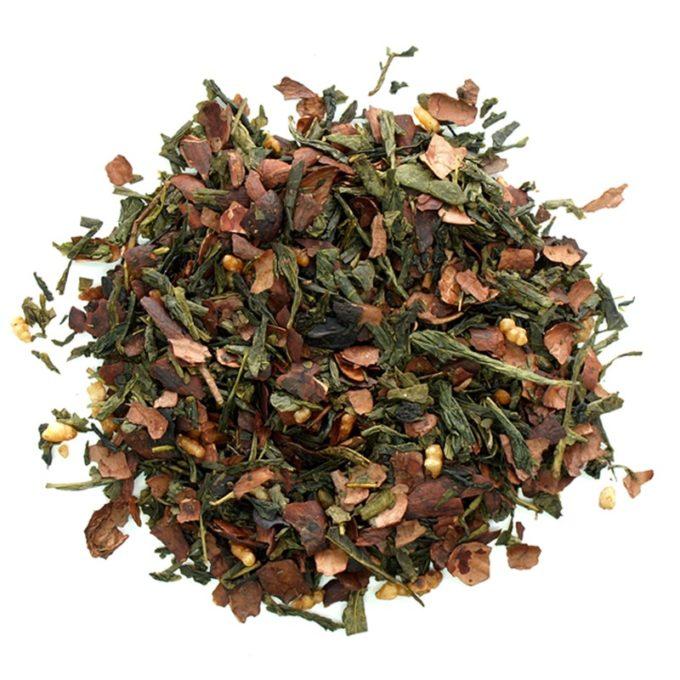 1272 3778 x genmai choc 680x680 - Ronnefeldt, Grüner Tee aromatisiert
