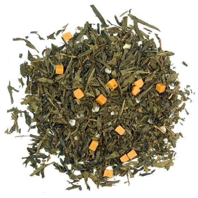 1322 3781 x salted caramel 800x800 680x680 - Ronnefeldt, Grüner Tee aromatisiert
