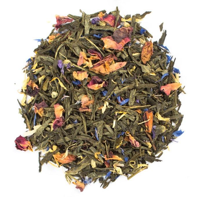 37011 Lotosbluete lose 680x680 - Ronnefeldt, Grüner Tee aromatisiert