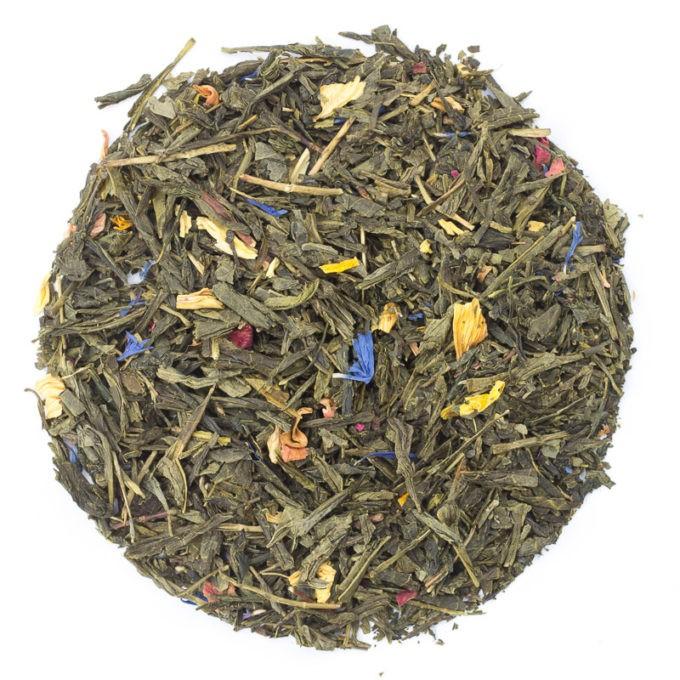 37031 Morgentau lose 680x680 - Ronnefeldt, Grüner Tee aromatisiert