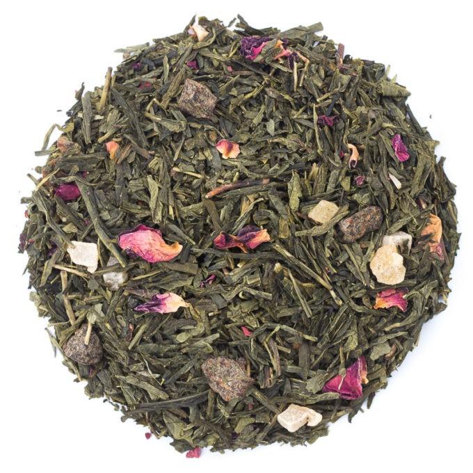 37141 Pfirsichbluete lose 680x680 - Ronnefeldt, Grüner Tee aromatisiert