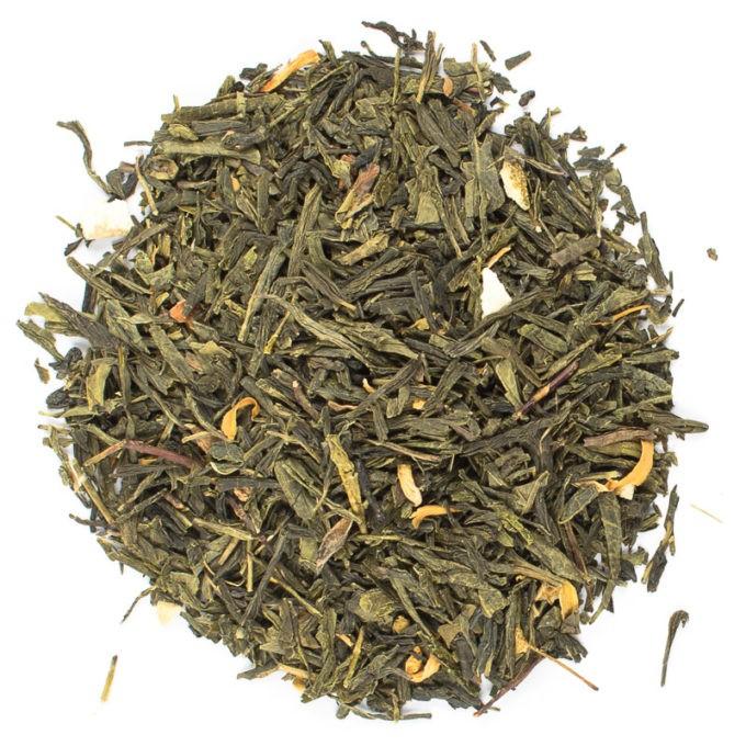 37161 Smaragd Orange lose 680x680 - Ronnefeldt, Grüner Tee aromatisiert