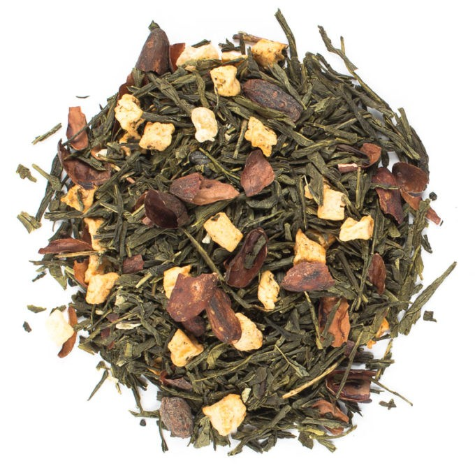37181 Pine and Apple lose 680x680 - Ronnefeldt, Grüner Tee aromatisiert