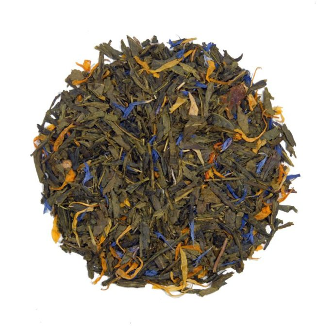 3776 Mangozauber 680x680 - Ronnefeldt, Grüner Tee aromatisiert