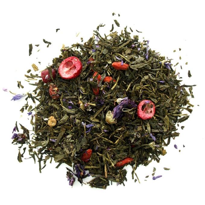 3782 x Sommermaerchen 2017 680x680 - Ronnefeldt, Grüner Tee aromatisiert