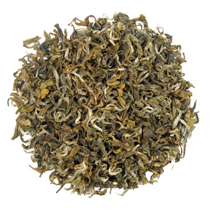 493 35711 nepal green jun chiyabari bio lose 680x681 - Ronnefeldt, Grüner Tee aus aller Welt