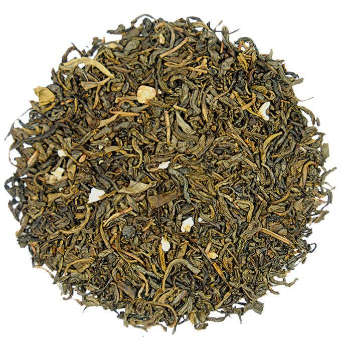 993 921 jasmintee mit blueten 2017 680x680 - Ronnefeldt, Grüner Tee aromatisiert