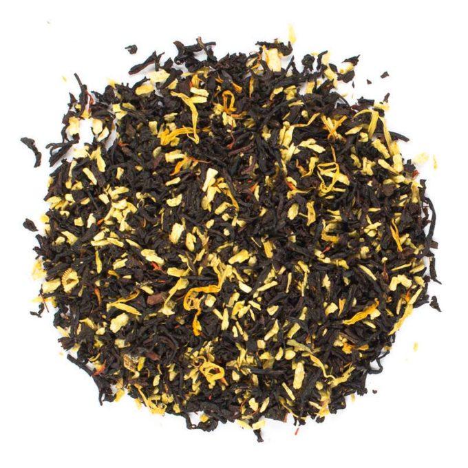 ronnefeldt tee 38261 Kokosnuesschen 3hrb 1 680x680 - Ronnefeldt, Schwarzer Tee aromatisiert