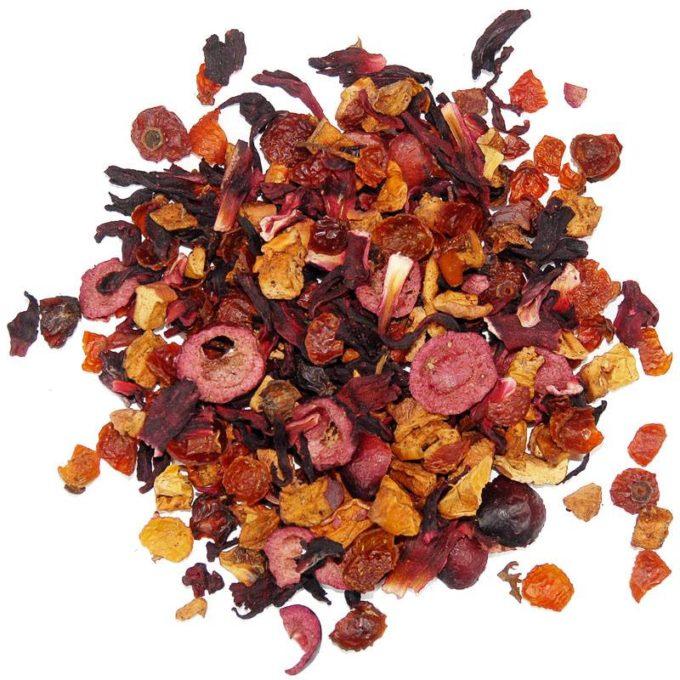 ronnefeldt cranberry 680x680 - Ronnefeldt, Früchtetee aromatisiert