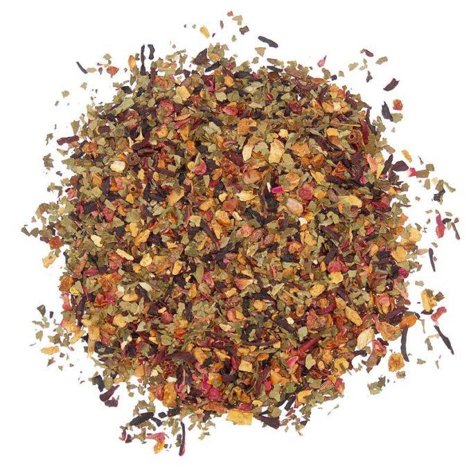 ronnefeldt erdbeer himbeer 680x680 - Ronnefeldt, Früchtetee aromatisiert