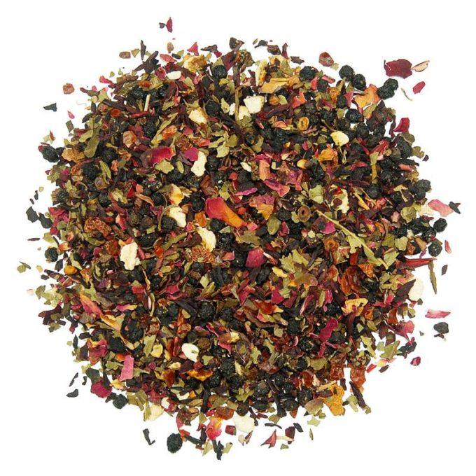 ronnefeldt feurigekirsche 680x680 - Ronnefeldt, Früchtetee aromatisiert