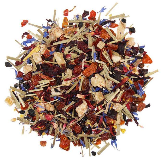 ronnefeldt olympicstar 680x680 - Ronnefeldt, Früchtetee aromatisiert