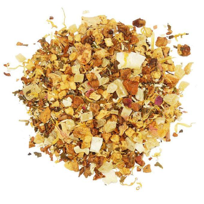 ronnefeldt pinacolada 680x680 - Ronnefeldt, Früchtetee aromatisiert