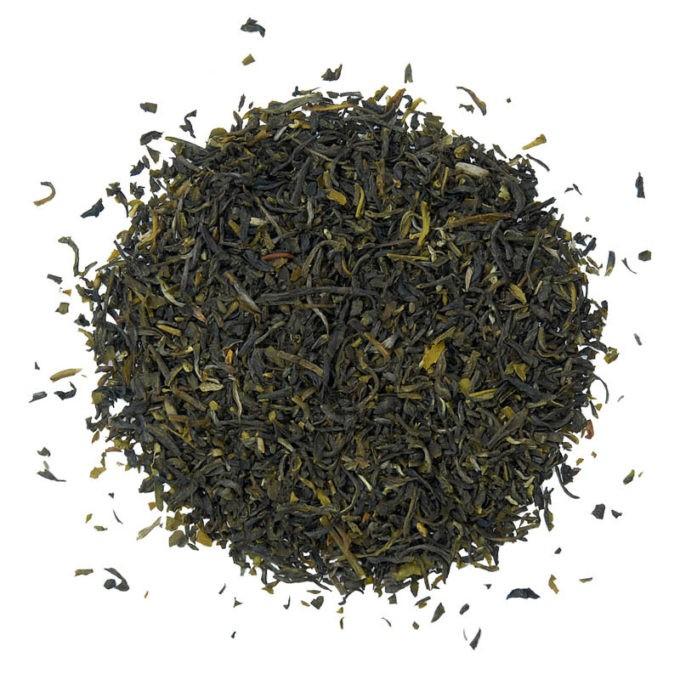 ronnefeldt colombiangreen 680x680 - Ronnefeldt, Grüner Tee aus aller Welt