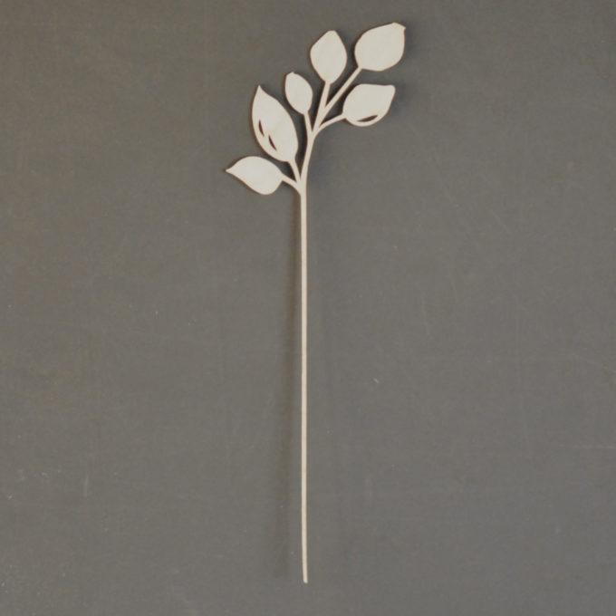 Holzblume Alt - 4