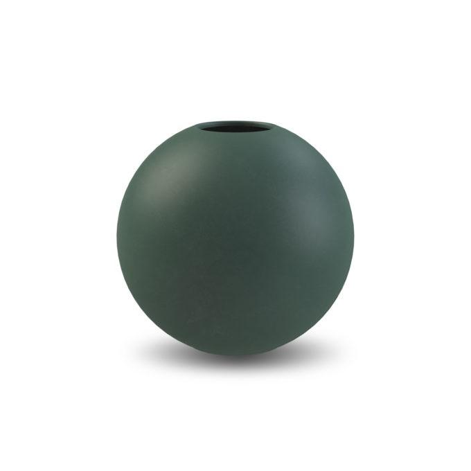 cooee kugelvase dark green8 680x680 - Cooee Kugelvase