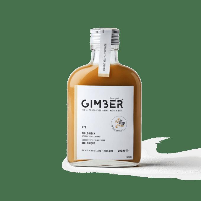 gimber 200ml 680x680 - Gimber, Bio-Ingwerkonzentrat