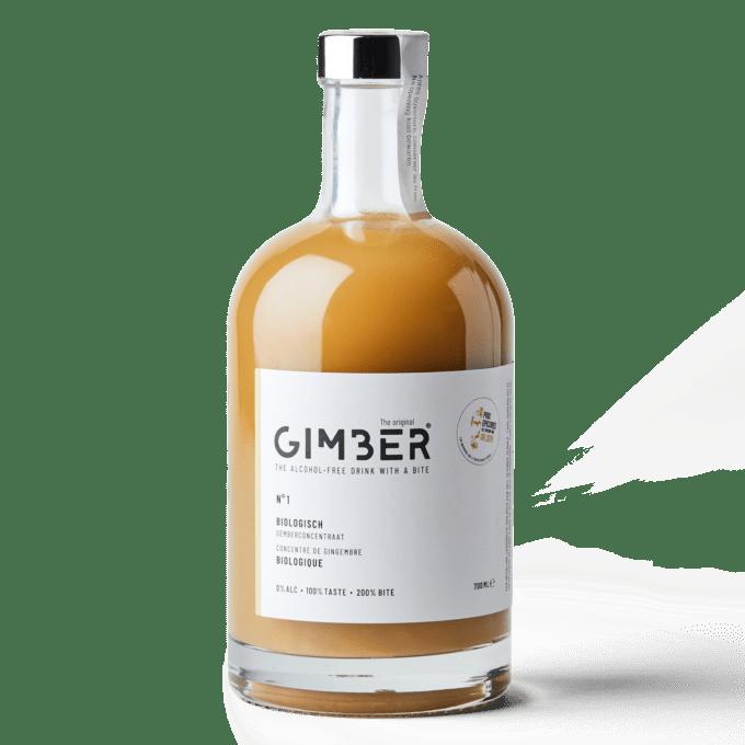 gimber 700ml 680x680 - Gimber, Bio-Ingwerkonzentrat