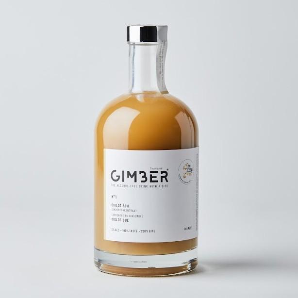 gimber - Gimber, Bio-Ingwerkonzentrat