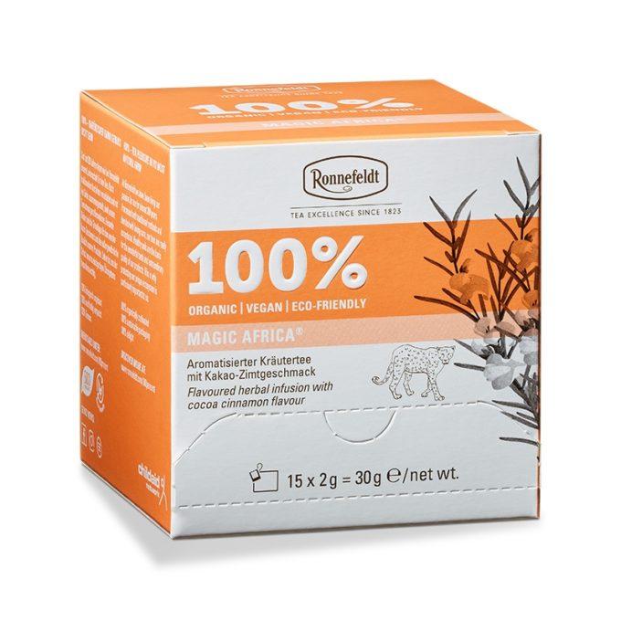 Ronnefeldt 100% Aufgussbeutel - Magic Africa®