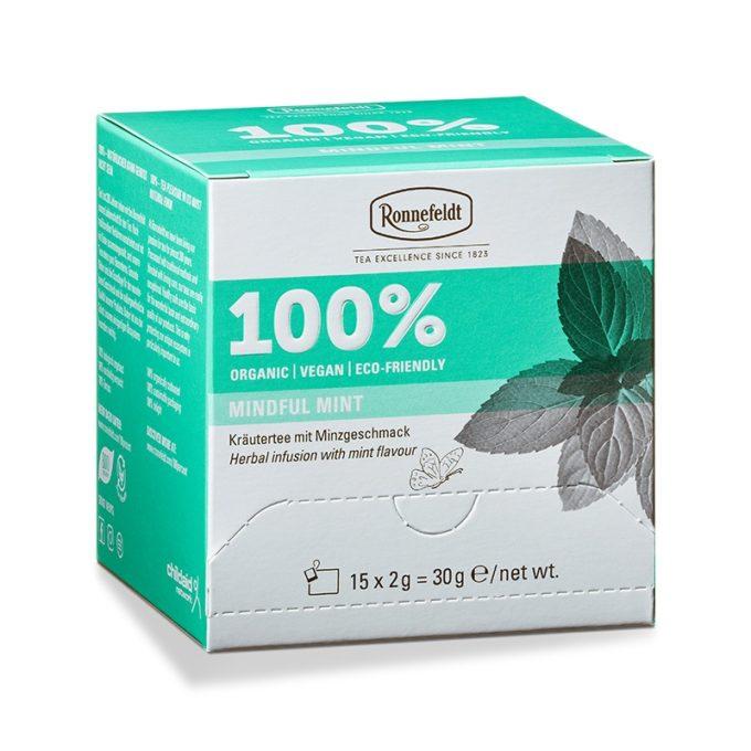 Ronnefeldt 100% Aufgussbeutel - Mindful Mint