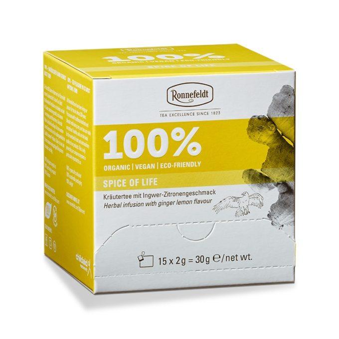 Ronnefeldt 100% Aufgussbeutel - Spice of Life