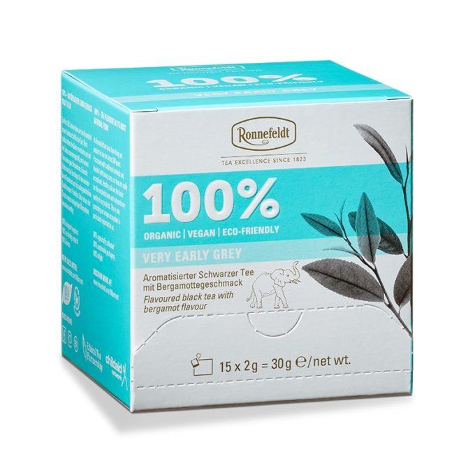 Ronnefeldt 100% Aufgussbeutel - Very Early Grey