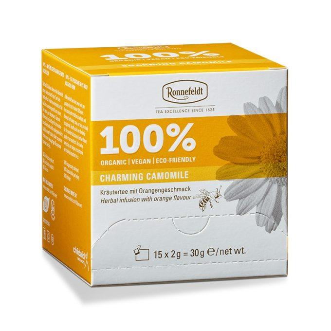 Ronnefeldt 100% Aufgussbeutel - Charming Camomile